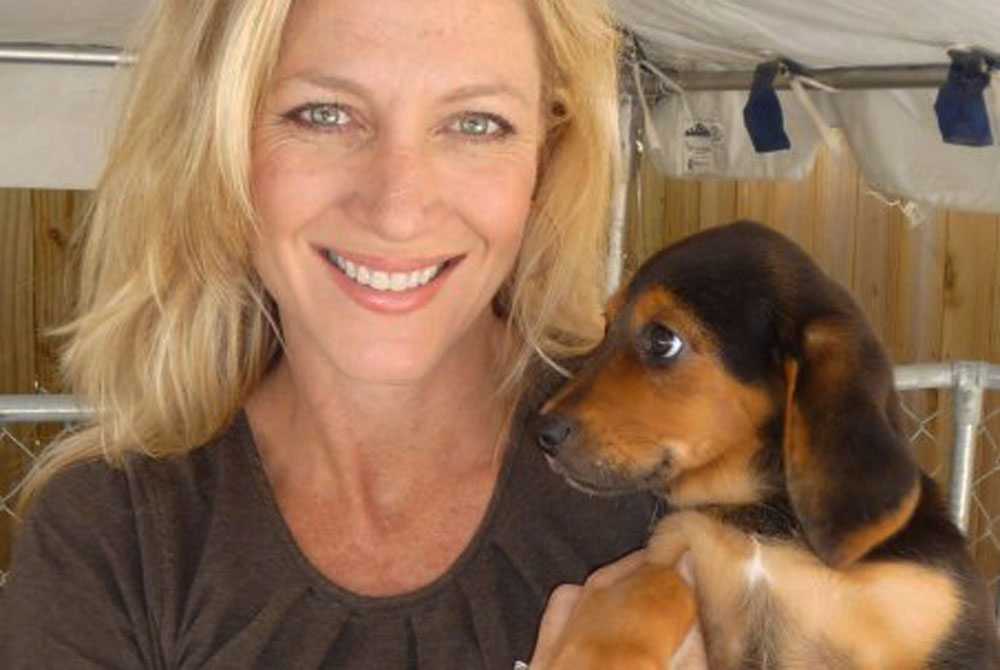 Laurie Hood, Founder of Alaqua Animal Refuge
