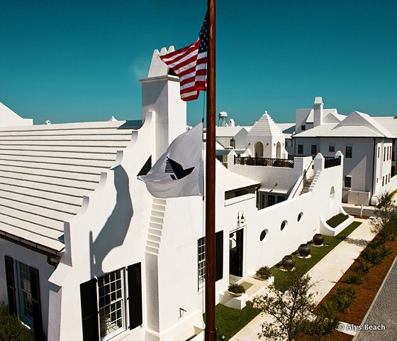 Alys Beach Architecture Florida