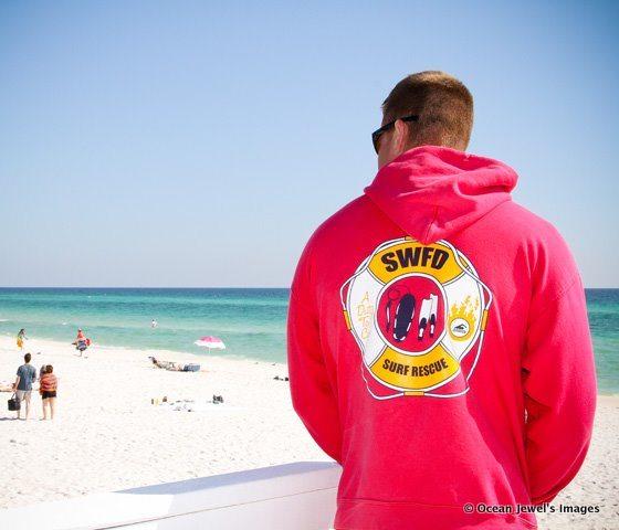 Beach Dune Allen Life guard