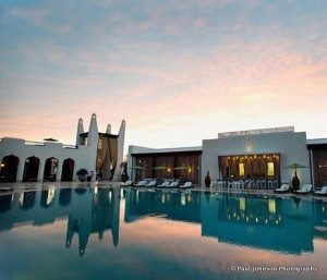 Caliza Alys Beach Sunset