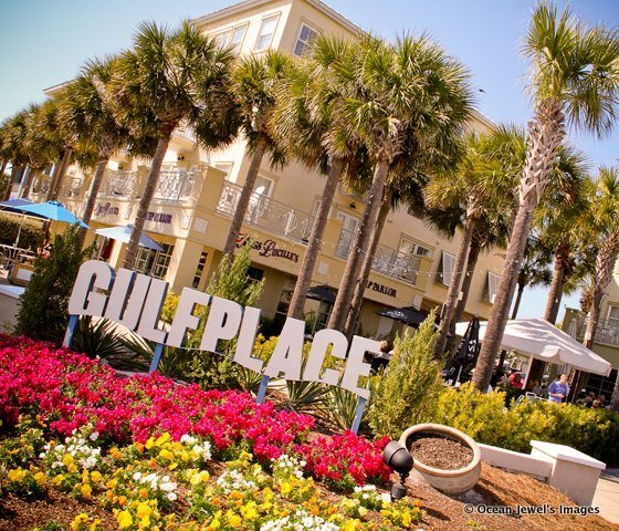 30A South Walton Gulf Place Shopping Dining Gulf Place