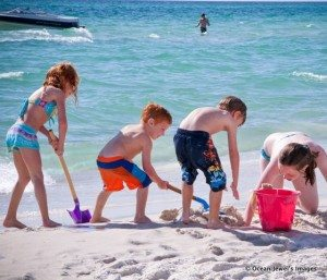 Kids at Seaside FL