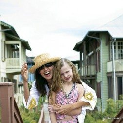 Family Fun in Rosemary Beach