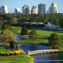 Sandestin Towers Golf