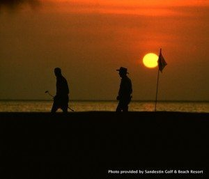 Sunset Golfers