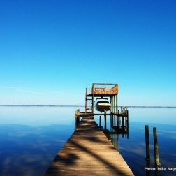 Choctawhatchee Bay in South Walton