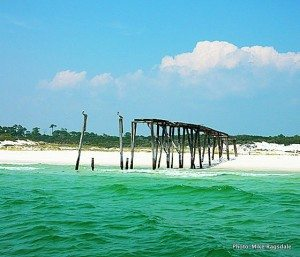 Camp Helen Inlet Beach Pier