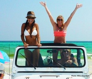 30A South Walton grayton beach jeep 300x257 Grayton Beach