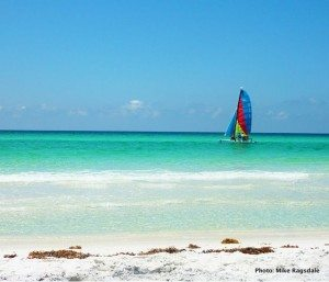 30A South Walton regatta hobie sail 300x257 Rags to Riches Regatta