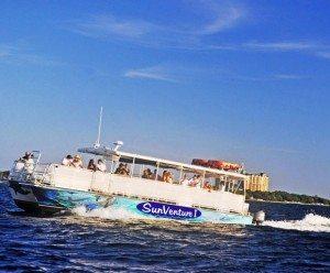 SunQuest Cruises' SunVenture