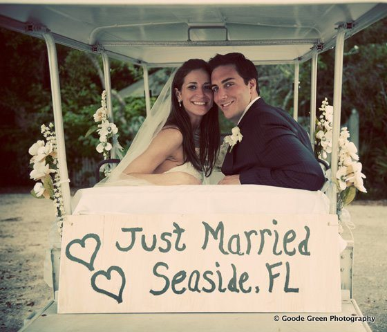 Seaside FL Wedding