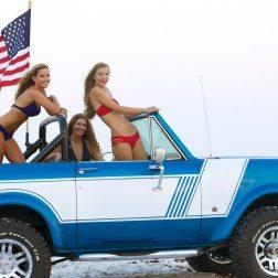 Ophelia Swimwear -- Beach Truck