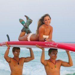 Ophelia Swimwear -- YOLO Boarding
