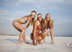 Ophelia Swimwear Football Season
