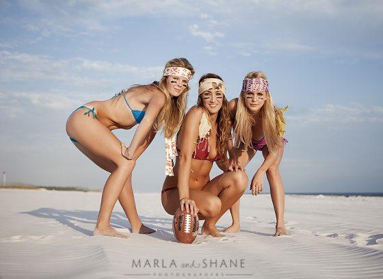 Ophelia Swimwear Football Season