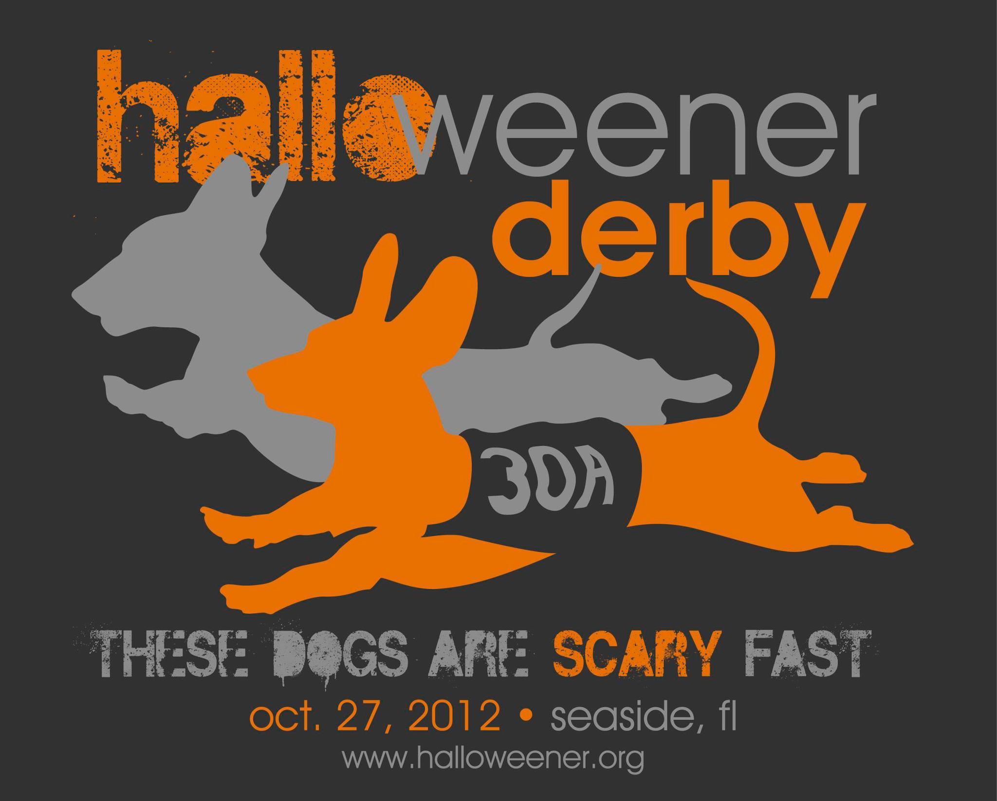 Halloweener Derby Day in Seaside
