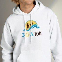 30A 10K Race Hoodie