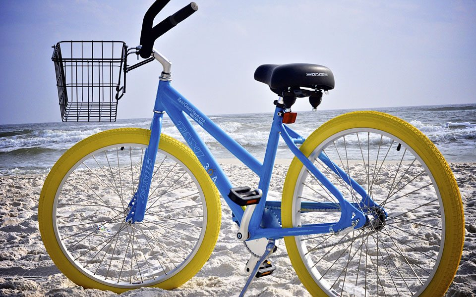 30A South Walton 30A Beach Cruiser 960x600 Biking