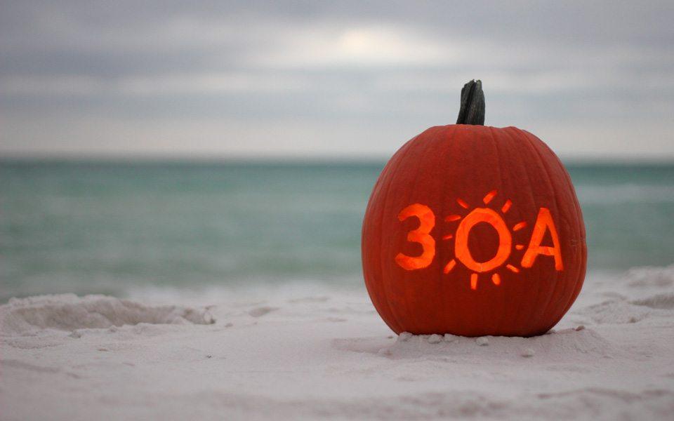 30A Halloween Pumpkin