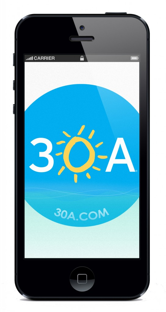 30A South Walton 30A iPhone5 for newsletter1 544x1024 NEW: 30A iPhone Version 4.0!
