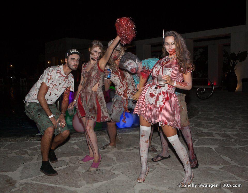Noche de los Muertos at Alys Beach