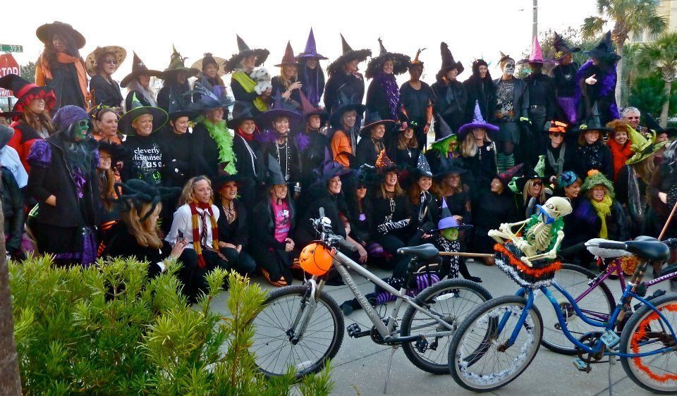 30A South Walton Witches of South Walton 2011 The Witches of South Walton Ride Again!