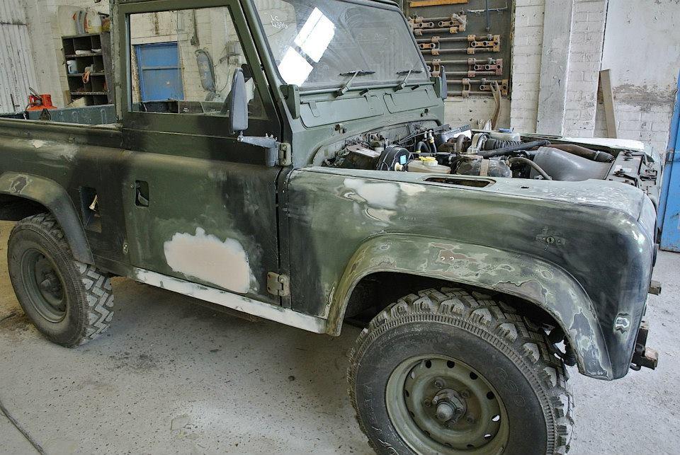 30A Sand Rover