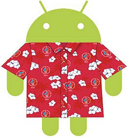 30A South Walton Android 260 NEW: 30A Android Version 4.0!