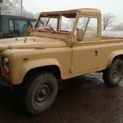30A Land Rover