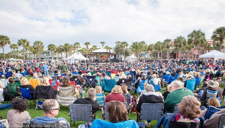 Pensacola Beach Music Events