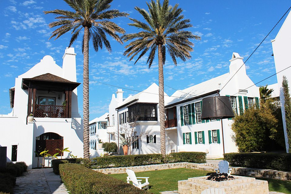 The architecture of alys beach florida 30a Architect florida