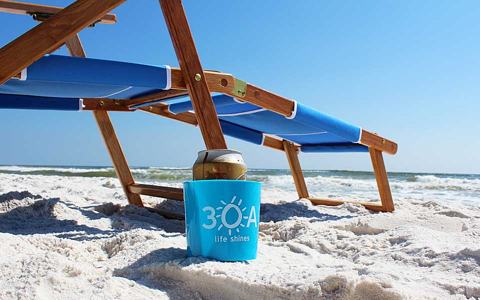 30A Sand Spike Cup Holder
