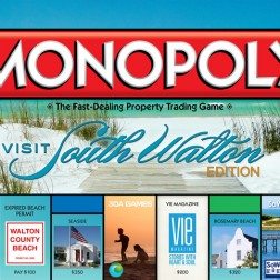 30A South Walton MONOPOLY Visit South Walton Box Top Hi Res 252x252 30A Stickers Around the World