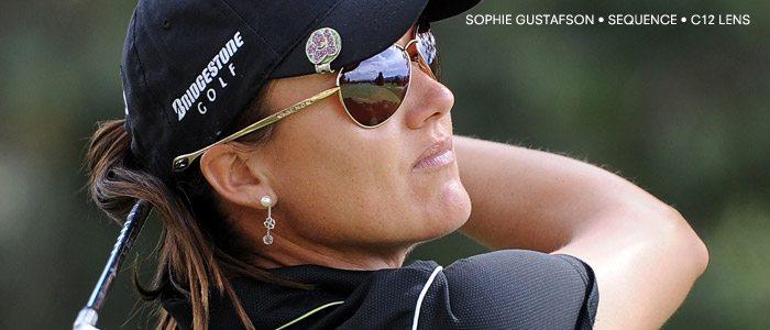sunglasses golf  sophie-gustafson-golf-sunglasses