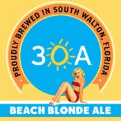 30A South Walton 30A Beach Blonde Ale 175x175 Theres a Lot Brewing at Grayton Beer Company's New South Walton Brewery