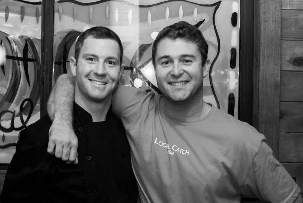 Adam Yellin and Jimmy Hasser