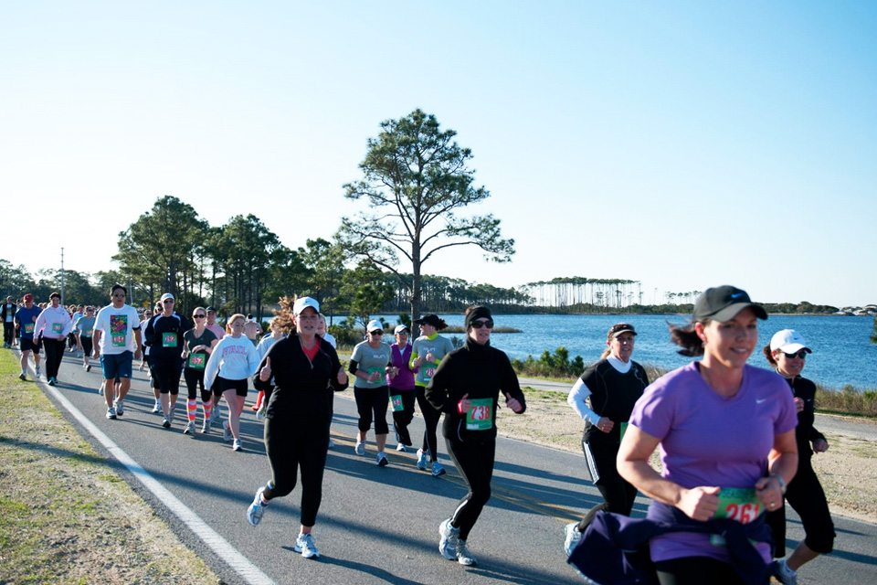 30A South Walton Seaside Half Marathon 960 Volunteers Needed for Seaside School Half Marathon & 5K