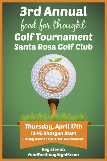 30A South Walton unnamed 2 THURSDAY: 3rd Annual Food For Thought Golf Tournament