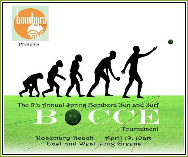 30A South Walton 1463984 10202837219305086 947635605 n1 SATURDAY: 8th Annual Bocce Ball Tournament in Rosemary Beach