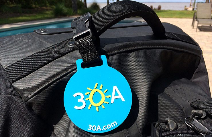 30A South Walton 30A Luggage Tag 740x480 NEW: 30A Luggage Tags