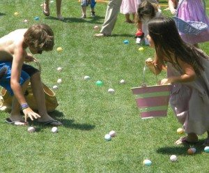 30A South Walton SJCR kids easter egg huntjpg 300x248 Easter Weekend Activities Along Scenic 30A
