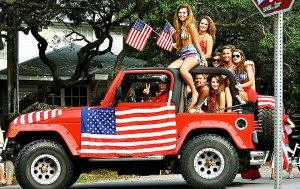 30A South Walton 4th of July parade 960 300x189 Create Your Own Independence Day Traditions Along Scenic 30A