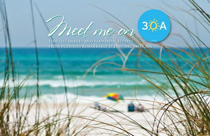 30A South Walton Book Cover 740 x 480 NEW BOOK! Meet Me on 30A by Susan Vallee