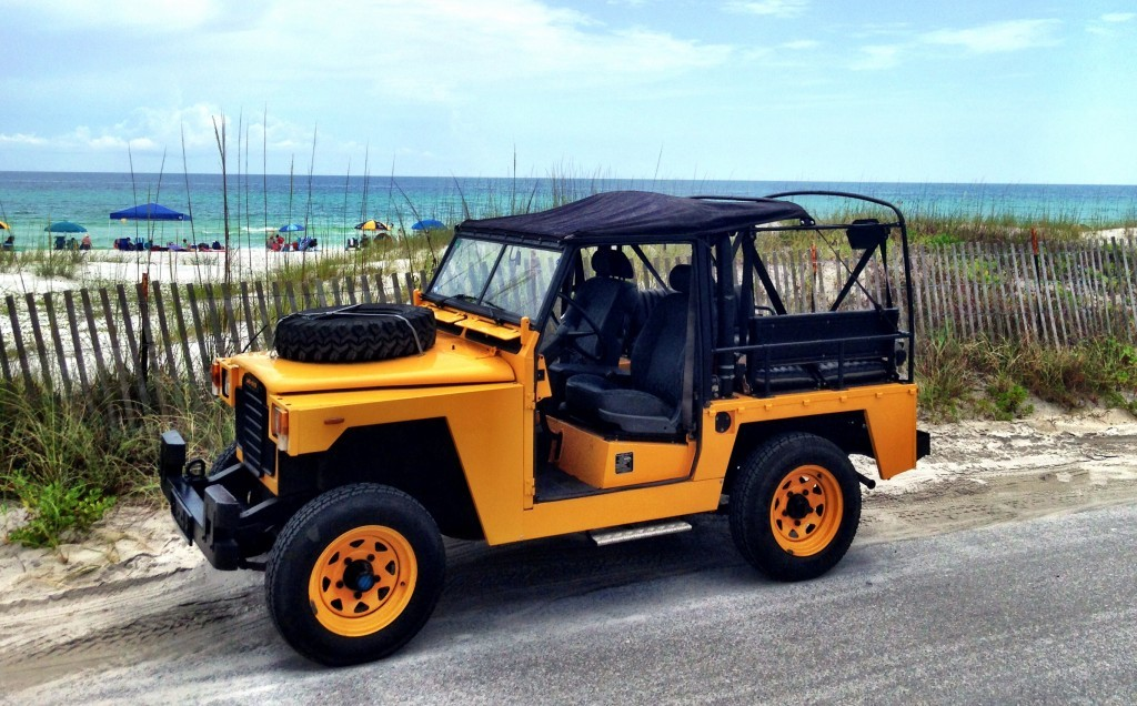 30A South Walton photo 2 1024x636 FOR SALE:<br>1981 Land Rover Santana Series III Lightweight