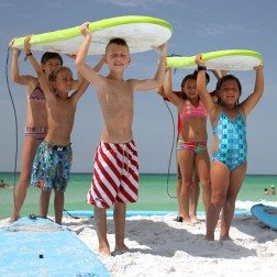 30A South Walton surf camp 4 252x252 Register Now for 30A Surf & Skim Camps!