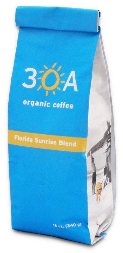 30A South Walton 30A Bag image 400 New 30A Coffee by Amavida Coffee & Tea