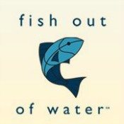 fish out of water logo
