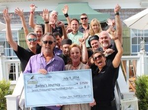 30A South Walton george 800 300x222 Georges at Alys Beach Raises $7,500 to Help with 22 Year Olds Cancer Treatment