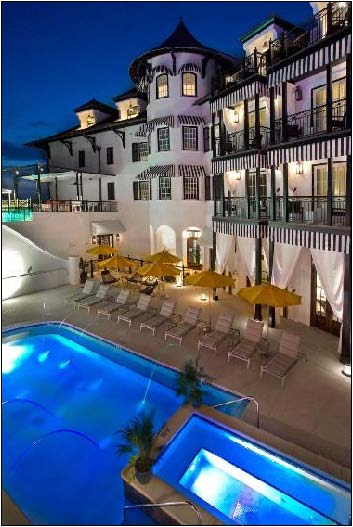 30A South Walton unnamed2 The Pearl Celebrates First Strand Anniversary with Special Package and Keepsake