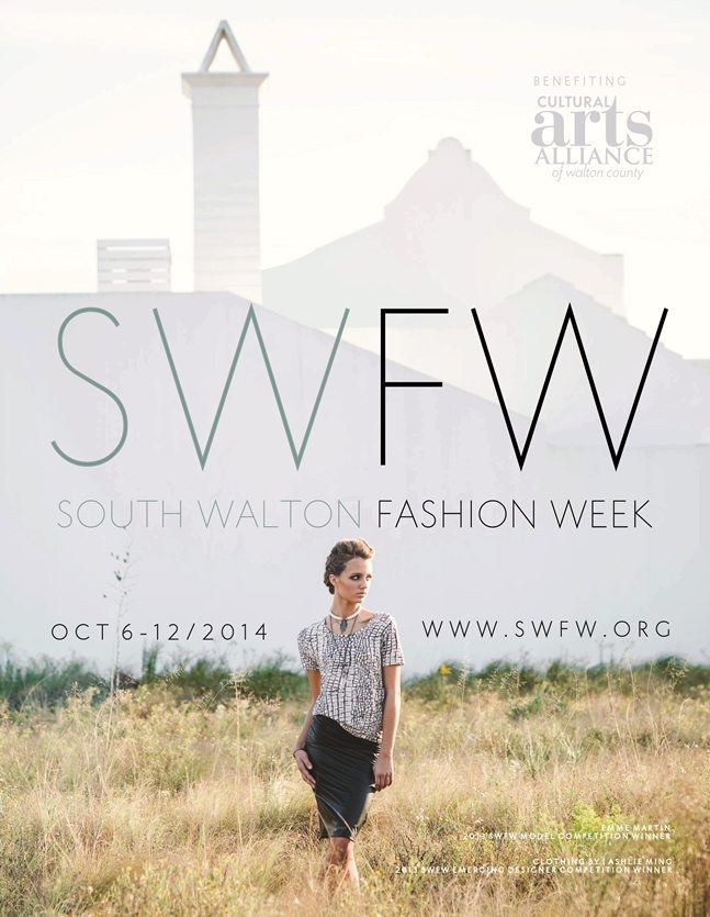30A South Walton BEACH LIFE SWFW 2 3 Official Schedule for South Walton Fashion Week: Oct 6 12